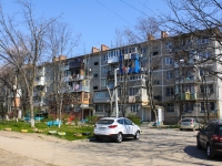 Краснодар, улица Ковалева, дом 14. многоквартирный дом