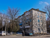 Krasnodar, Yan Poluyan st, house 12. Apartment house
