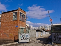 Krasnodar, garage (parking) ПГСК №166, Yan Poluyan st, house 17/1