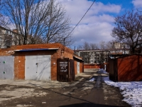 Krasnodar, Yan Poluyan st, garage (parking)