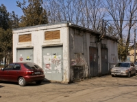 Краснодар, улица Яна Полуяна. хозяйственный корпус