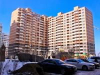 Краснодар, улица Архитектора Ишунина, дом 2Е. многоквартирный дом