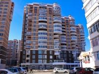 Краснодар, улица Архитектора Ишунина, дом 3. многоквартирный дом