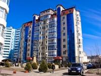 Krasnodar, Ishunin st, house 4. Apartment house