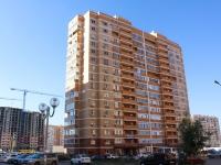 Краснодар, улица Казбекская, дом 7. многоквартирный дом