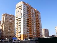 Краснодар, улица Казбекская, дом 13. многоквартирный дом