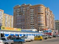Краснодар, улица Атарбекова, дом 5. многоквартирный дом