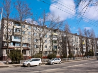 Krasnodar, Atarbekov st, house 9. Apartment house
