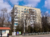 Krasnodar, Atarbekov st, house 33. Apartment house