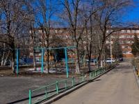 Краснодар, улица Воровского, дом 184. многоквартирный дом