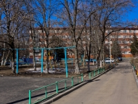 Krasnodar, Vorovskoy st, house 184. Apartment house