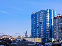 Krasnodar, Obraztsov Ave, house 20. Apartment house