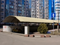 Krasnodar, Obraztsov Ave, garage (parking)
