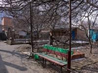 Краснодар, улица Солнечный совхоз 1-е отделение, дом 10. многоквартирный дом