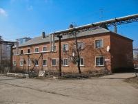 Краснодар, улица Солнечный совхоз 1-е отделение, дом 38. многоквартирный дом