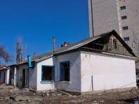 Краснодар, улица Фестивальная, дом 12. неиспользуемое здание