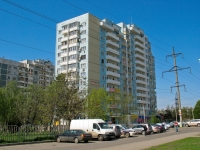 Krasnodar, Krasnykh Partizan st, house 4/4. Apartment house