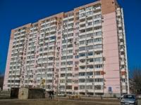 Краснодар, улица Красных Партизан, дом 107. многоквартирный дом