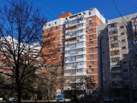 Krasnodar, Krasnykh Partizan st, house 443/2. Apartment house