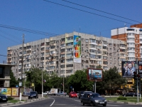 Krasnodar, Krasnykh Partizan st, house 443. Apartment house