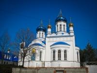 neighbour house: st. Krasnykh Partizan, house 6/2А. temple ПРЕСВЯТОЙ БОГОРОДИЦЫ ЦЕЛИТЕЛЬНИЦЫ