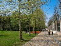 Краснодар, парк им. Косенкоулица Красных Партизан, парк им. Косенко