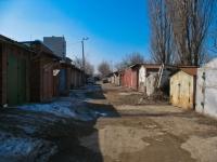 Краснодар, улица Азовская. гараж / автостоянка