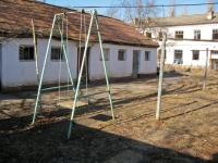 Краснодар, улица Виноградная. неиспользуемое здание