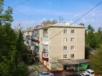 Краснодар, улица Герцена, дом 180. многоквартирный дом
