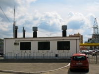 Краснодар, улица Новицкого. хозяйственный корпус
