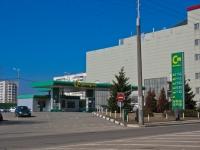 Краснодар, улица Академика Лукьяненко, дом 7. автозаправочная станция