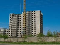 Krasnodar, Akademik Lukyanenko st, house 28/СТР. building under construction