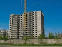 Краснодар, улица Академика Лукьяненко, дом 28/СТР. строящееся здание