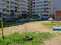 Краснодар, улица Академика Лукьяненко, дом 101. многоквартирный дом