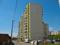 Краснодар, улица Академика Лукьяненко, дом 103. многоквартирный дом