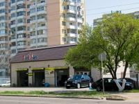 Краснодар, улица Академика Лукьяненко, дом 107. бытовой сервис (услуги)