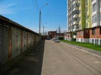 克拉斯诺达尔市, Akademik Lukyanenko st, 车库(停车场)