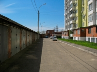 Krasnodar, st Akademik Lukyanenko. garage (parking)