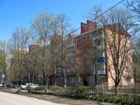 Krasnodar, st Slavyanskaya, house 54. Apartment house