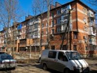 Krasnodar, st Slavyanskaya, house 75. Apartment house