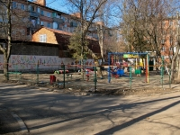 Краснодар, улица Славянская, дом 77. многоквартирный дом