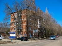 Krasnodar, Sochinskaya st, house 23. Apartment house