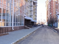 Krasnodar, 1st Garazhny Ln, house 1/1. Apartment house
