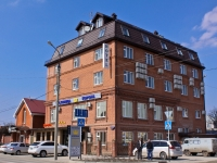 Krasnodar, hotel Корона, Babushkina st, house 121
