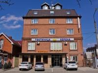 Краснодар, гостиница (отель) Корона, улица Бабушкина, дом 121