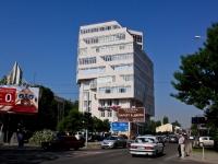 Краснодар, улица Бабушкина, дом 252. офисное здание