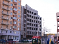 Krasnodar, Garazhnaya st, house 67/1. building under construction