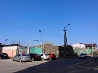 Krasnodar, factory Краснодарский завод РТИ, ЗАО, Garazhnaya st, house 87