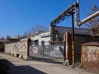 Краснодар, проезд Красных Партизан, многофункциональное здание