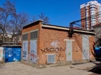 Krasnodar, Ln Krasnykh Partizan. service building